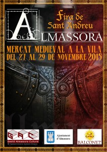 Cartel Fira Sant Andreu 15 0k