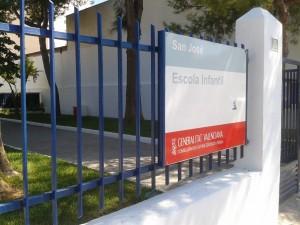Almassora escuela infantil San José