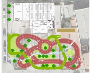 Almassora parque educación vial