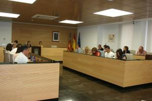 Almassora primer debate estado municipio